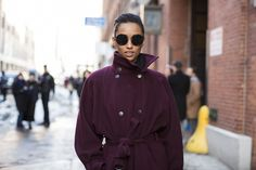A Love Is Blind: nyfw day 2- fresh faces