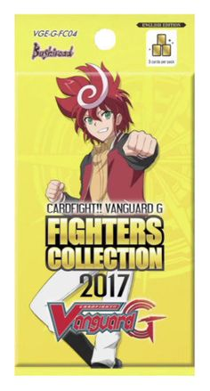 Cardfight!! Vangu... Check it out here!  http://www.thegamescorner.com.au/products/cardfight-vanguard-fighters-collection-2017-booster-pack-english-release-date-09-06-2017?utm_campaign=social_autopilot&utm_source=pin&utm_medium=pin
