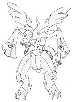 Learn how to draw zekrom from pokemon pokemon step by step by ladysasa1000 ccuart Images