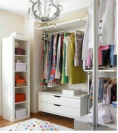 Agreeable Ikea Walk In Closet Stolmen Ideas: Ikea Walk In Closet