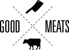 Good Meats logo