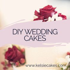From dressed up grocery store cakes to full handmade creations, DIY brides and grooms can get creative by putting their own unique spin on their wedding cake.