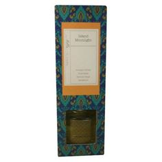 Bella by Illume, Island Moonlight - I have the scented candle, and it smells exactly like the Volcano candle from Anthropologie and half the price. Can't seem to find the candle anywhere except Target stores.