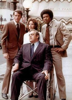 Ironside, I've just watched the new version of this with Blair Underwood; doesn't even come close to being as good as the original.