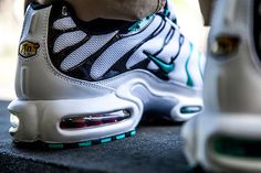 info for e4d6f aa00b  Nike Air Max Plus Emerald  sneakers Bling Nike Shoes, Nike Free Shoes,