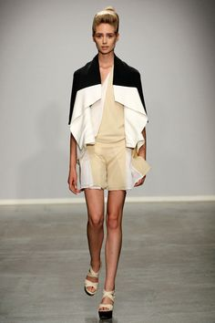 Amsterdam Fashion Week Spring Summer 2013 - Nata Ryzh