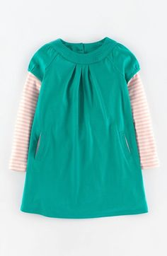 Mini Boden 'Easy Jersey' Dress (Toddler Girls, Little Girls & Big Girls) at Nordstrom.com.