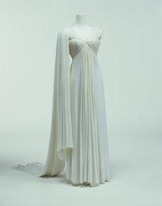evening dress madame gres 1944 - Buscar con Google
