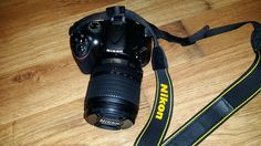Nikon D5200 18-105mm f/3.5-5.6G ED VR unboxing