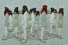 Michelle Kingdom's Curious Embroidery | iGNANT.com