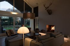WD1 Wood Fire - The Fire Dept. for Brendon Gordon Architects
