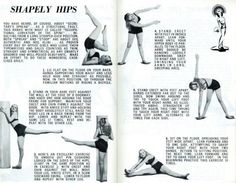 The workout to get that pin-up girl hourglass!