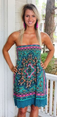 Summer.. Cute dress :)