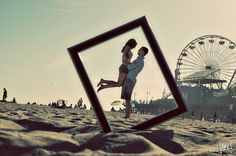 Engagement pictures by me! #engagement #love #photography #wedding #santamonica #california #inspiration