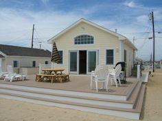 3 bedroom Ocean Front in Unit III Ocean Beach NJ. 3360 Seaview Rd.