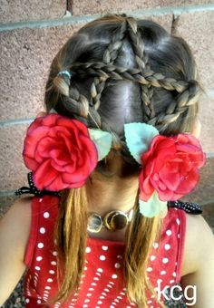 4th of July Star Braid