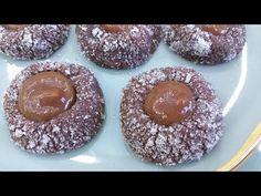 (48) Biscotti al cioccolato, i più buoni al mondo da favola - YouTube