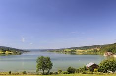 Jura : Lac de Saint Point  (© RG - Fotolia)