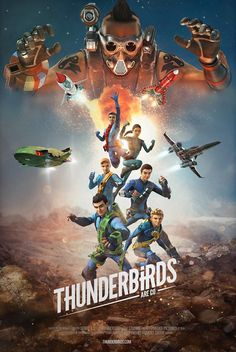 As we have seen Thunderbirds Are Go Season 2 will have it's first airing this October on ITV and CITV in the UK. Thunderbirds Are Go, Season 2 – Chris Jarman will voice the mysterious new villain, The. Sci Fi Series, Tv Series, Timeless Series, Assassins Creed 4, Thunderbirds Are Go, Anime Girl Dress, Spaceship Art, Cinema, Lost In Space