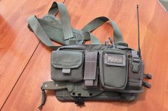HPG recon kit bag and pouches