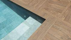 Porcelanato retificado - Ideal para revestir a área com piscina - Portobello