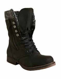 Shoes   Booties & Shooties   Madden Girl Alibi Boot   Hudson's Bay