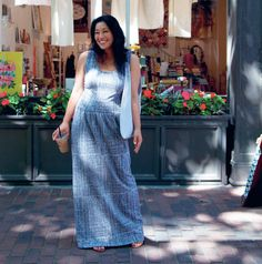 Versatile Knit Dress from Sewing Happiness + Giveaway | Sew Mama Sew | Outstanding sewing, quilting, and needlework tutorials since 2005.