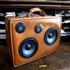 Yes, it's $560.00. But isn't it worth it? BECAUSE IT'S A BRIEFCASE AND A BOOMBOX!