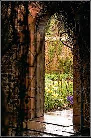 Open the door to the secret garden.  http://www.julietallardjohnson.com/blog/here-whats-truly-possible/