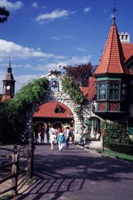 Grant's Farm in St. Louis is an awesome place to go.  I presume it is still free but you need to call for reservations.  Don't miss it though!