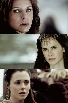 Siggy, Kwenthrith and Judith