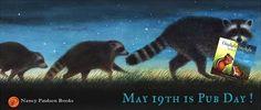 See the video to Wendell Minor's DAYLIGHT STARLIGHT WILDLIFE @ http://balkinbuddies.blogspot.com/2015/05/video-wendell-minors-daylight-starlight.html and read the Horn Book review at http://balkinbuddies.blogspot.com/2015/08/wendell-minors-daylight-starlight.html