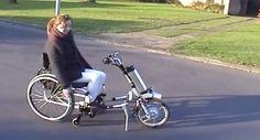Une excellente invention pour les personnes en fauteuils roulants