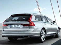 2018 Volvo V90 with Super-Modern Technology for Future Wagon | 2017,2018,2019 Car Guide