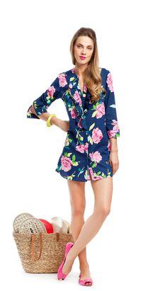 noidìnotte € 22,90  ABITINO DONNA FLORIDA - Collezione Spring/Summer 2012   #pigiama #easywear #look