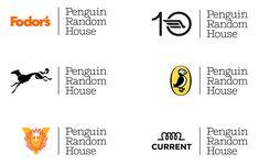 Reviewed: New Logo for Penguin Random House by Pentagram