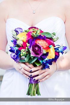 Love this whole wedding theme!