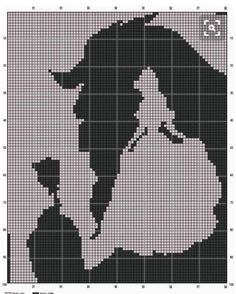 Best 11 Stitch Fiddle is an online crochet, knitting and cross stitch pattern maker. Cross Stitch Pattern Maker, Disney Cross Stitch Patterns, Cross Stitch For Kids, Cross Stitch Heart, Cross Stitch Designs, Beauty And The Beast Silhouette, Cross Stitch Silhouette, Pixel Art Templates, Anime Pixel Art