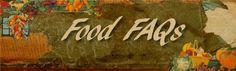 Food FAQs http://foodfaqs.blogspot.com/