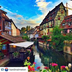 #Repost @kardinalmelon  Awesome shot by my sis @seydakorkmaz01  check her beautiful feed out #colmar #france