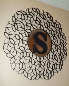 Toilet Paper Roll Wall Art Decor | She Crafts Allot