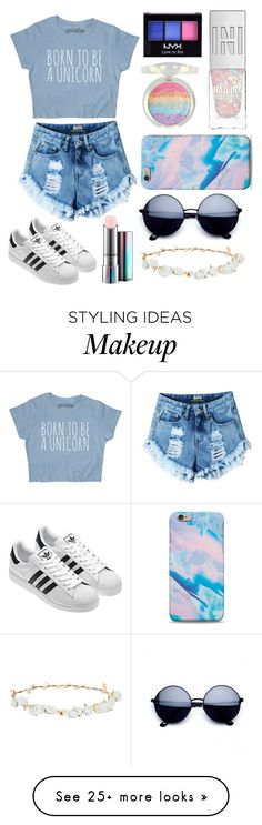 """☆☆☆♡♡♡☆☆☆"" by meganwhiteza on Polyvore featuring NYX, MAC Cosmetics and Robert Rose"