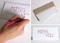 DIY LED: Creative & Customizable Greeting Card Design - Homemade Card Ideas