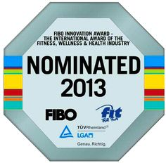 ClimbStation nominated for the 2013 FIBO Design and Communication Award