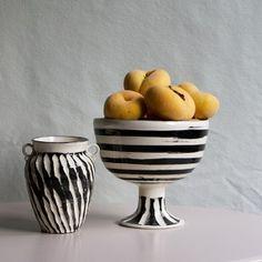 Frances Palmer Black & White