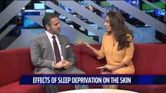 Alexander Ataii, MD explains on Fox 5 News San Diego the Effects of Sleep Deprivation on Your Skin and treatments available to reverse the damage. 5 News, Reverse Aging, Anti Aging Facial, Sleep Deprivation, Fox, Videos, Foxes