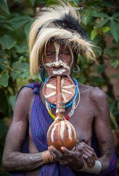 Surma, Peuple de l'Omo, Éthiopie - People of the Omo, Ethiopia
