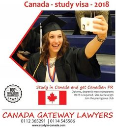 Canada Gateway Lawyers - Start your education in Canada with valuable information on everything you need to know.Location: Colombo 05