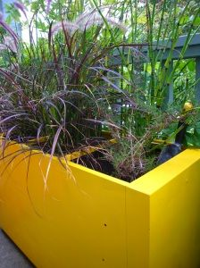 filing cabinet planters!!