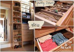 Her Closet Organized 2